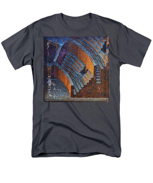 Gold Auditorium Men's T-Shirt  (Regular Fit)