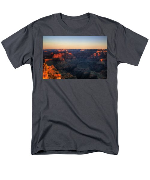 Good Morning Men's T-Shirt  (Regular Fit) by Dave Files