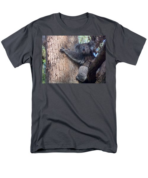 Men's T-Shirt  (Regular Fit) featuring the photograph Good Morning by Evelyn Tambour