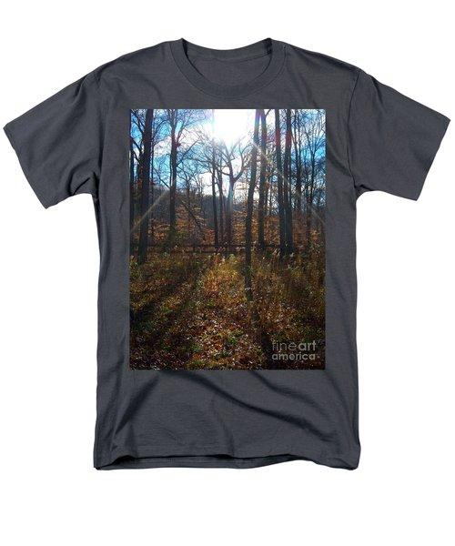 Men's T-Shirt  (Regular Fit) featuring the photograph Good Morning by Pamela Clements
