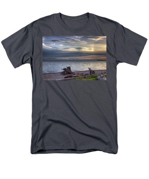 San Pareil Sunrise Men's T-Shirt  (Regular Fit) by Randy Hall