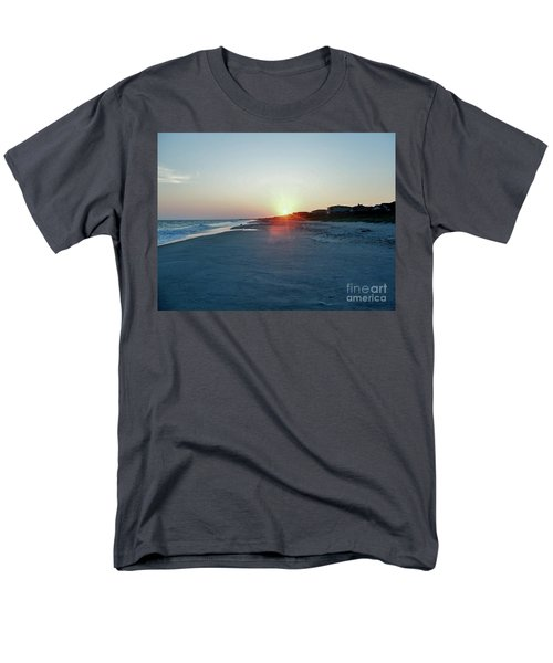 Men's T-Shirt  (Regular Fit) featuring the photograph Good Night Day by Roberta Byram