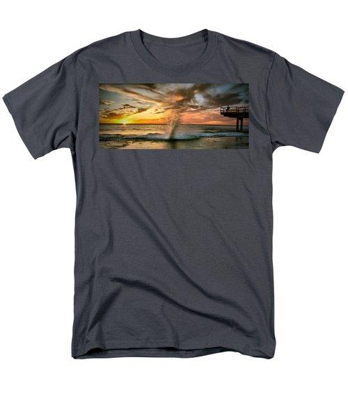 Gotcha Men's T-Shirt  (Regular Fit) by Kym Clarke