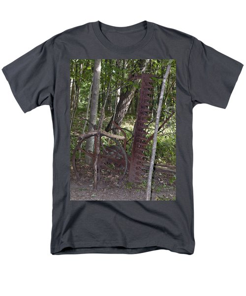 Grave Site Men's T-Shirt  (Regular Fit) by Tara Lynn