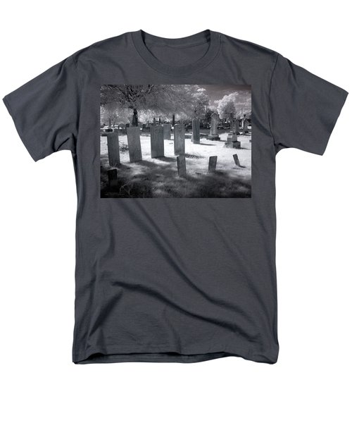 Graveyard Men's T-Shirt  (Regular Fit) by Terry Reynoldson