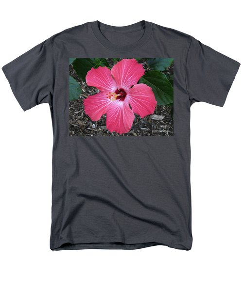 Men's T-Shirt  (Regular Fit) featuring the photograph Greetings From Florida by Oksana Semenchenko