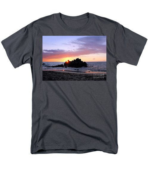Men's T-Shirt  (Regular Fit) featuring the photograph Hali A Aloha by Ellen Cotton