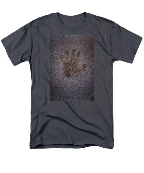 Hand Of Hope Men's T-Shirt  (Regular Fit) by Joel Loftus