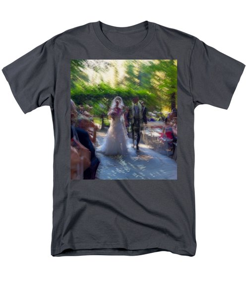 Men's T-Shirt  (Regular Fit) featuring the photograph Happily Ever After by Alex Lapidus