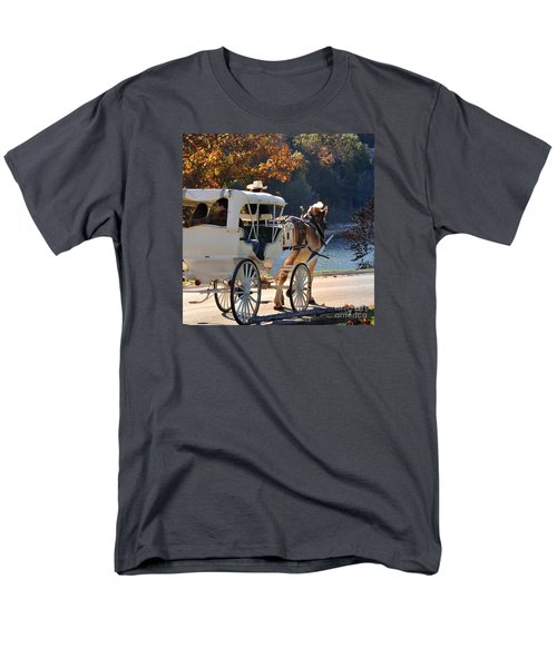 Happy Trails  Men's T-Shirt  (Regular Fit) by Nava Thompson