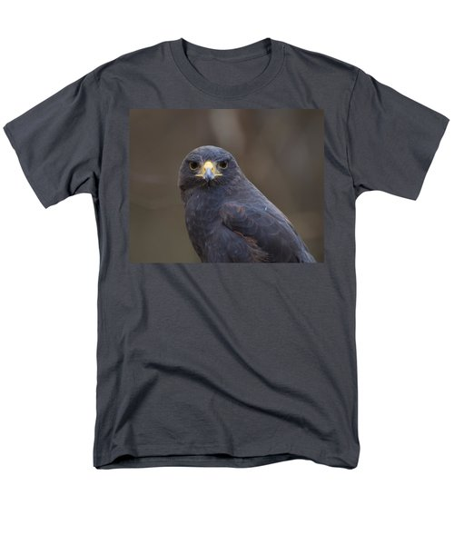 Harris Hawk Men's T-Shirt  (Regular Fit) by Chris Flees