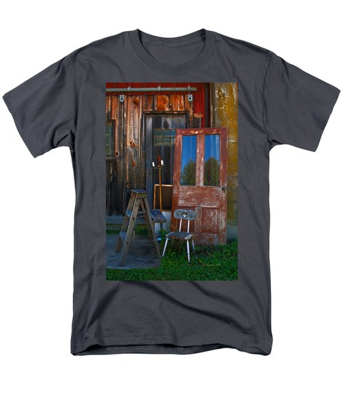 Have A Seat Men's T-Shirt  (Regular Fit) by Michael Porchik