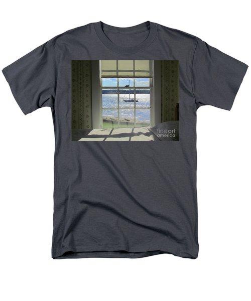 Heading Home Men's T-Shirt  (Regular Fit) by Elizabeth Dow