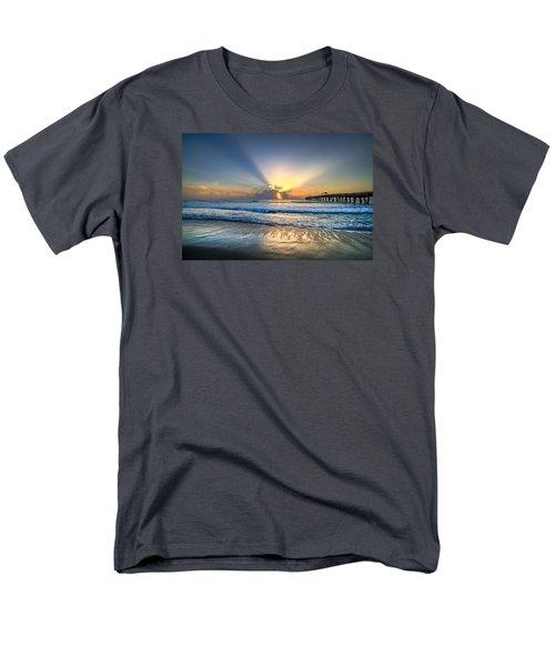 Heaven's Door Men's T-Shirt  (Regular Fit) by Debra and Dave Vanderlaan