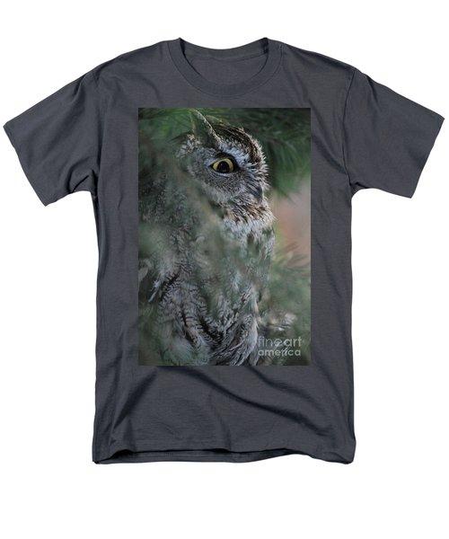 Hidden Men's T-Shirt  (Regular Fit) by Sharon Elliott