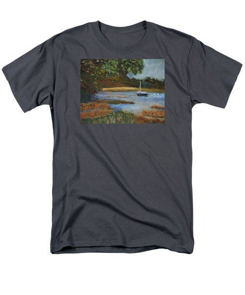 Hospital Cove Men's T-Shirt  (Regular Fit) by Michael Helfen