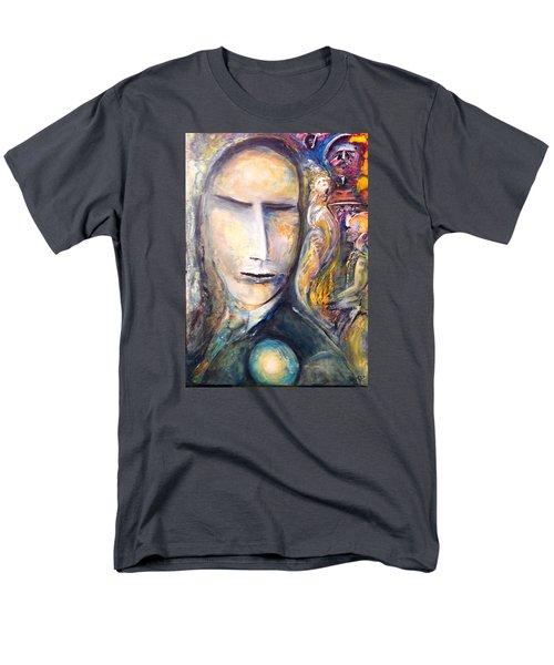 Hollow Man  Men's T-Shirt  (Regular Fit)
