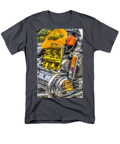 Honda Valkyrie 1 Men's T-Shirt  (Regular Fit) by Steve Purnell