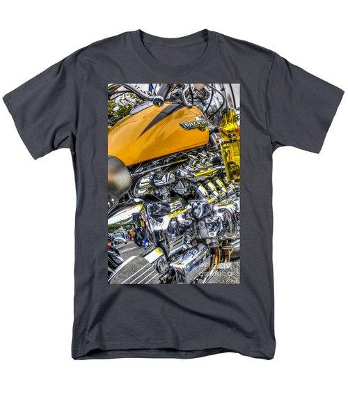 Honda Valkyrie 3 Men's T-Shirt  (Regular Fit)