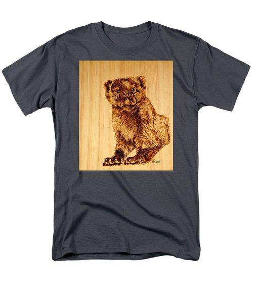 Hope's Marten Men's T-Shirt  (Regular Fit) by Ron Haist