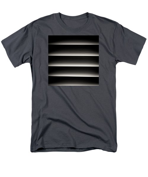 Men's T-Shirt  (Regular Fit) featuring the photograph Horizontal Blinds by Darryl Dalton