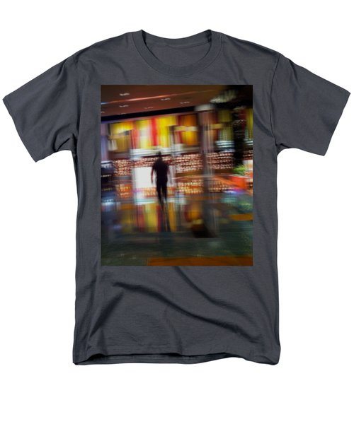 Men's T-Shirt  (Regular Fit) featuring the photograph Hunter-gatherer by Alex Lapidus