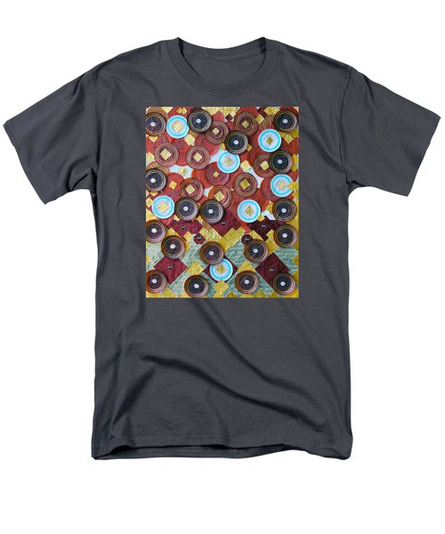 Men's T-Shirt  (Regular Fit) featuring the photograph I Love Chocolates by Lorna Maza