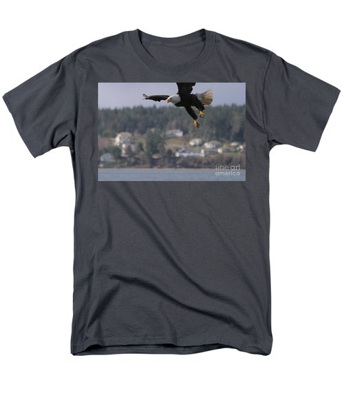 I'm Coming In For A Landing Men's T-Shirt  (Regular Fit) by Kym Backland