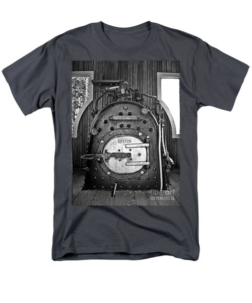 Men's T-Shirt  (Regular Fit) featuring the photograph In Control B by Sara  Raber