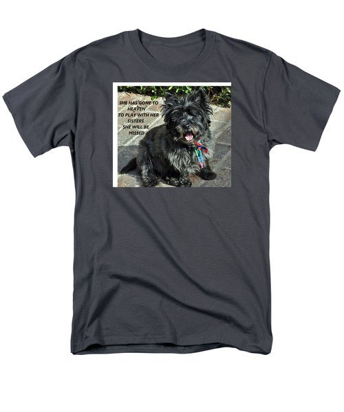 In Memory Of Her Men's T-Shirt  (Regular Fit) by Jay Milo