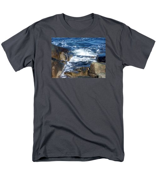 Incoming Tide Men's T-Shirt  (Regular Fit) by Catherine Gagne
