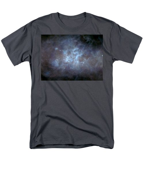 Men's T-Shirt  (Regular Fit) featuring the photograph Infrared View Of Cygnus Constellation by Science Source