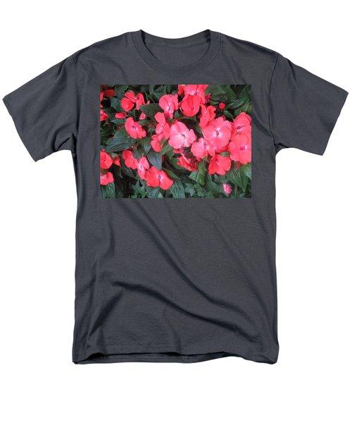 Interior Decorations Butterfly Garden Flowers Romantic At Las Vegas Men's T-Shirt  (Regular Fit) by Navin Joshi