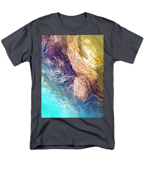 Men's T-Shirt  (Regular Fit) featuring the photograph Into The Deep by Joyce Dickens