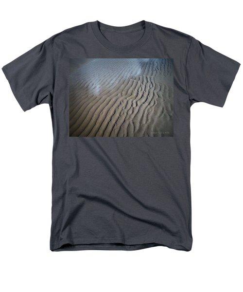 Ireland Beach Men's T-Shirt  (Regular Fit) by Tara Potts