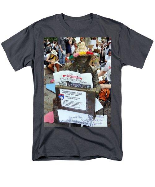 Men's T-Shirt  (Regular Fit) featuring the photograph Its A New Dawn by Ed Weidman