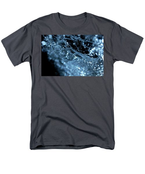 Men's T-Shirt  (Regular Fit) featuring the photograph Jammer Abstract 006 by First Star Art