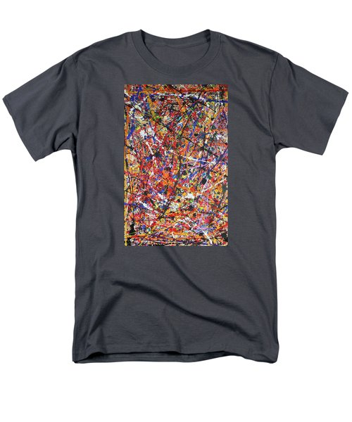Men's T-Shirt  (Regular Fit) featuring the painting JP by Michael Cross