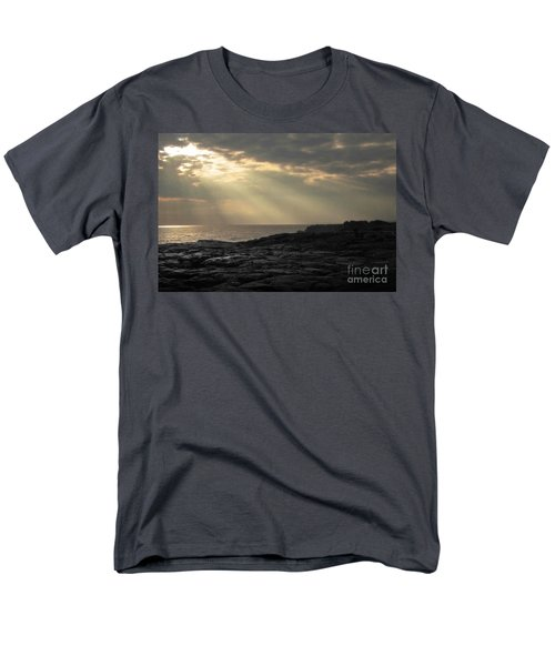 Men's T-Shirt  (Regular Fit) featuring the photograph Kaloli Lani by Ellen Cotton