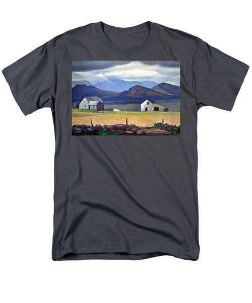 Kent's Adirondacks Men's T-Shirt  (Regular Fit) by Cora Wandel