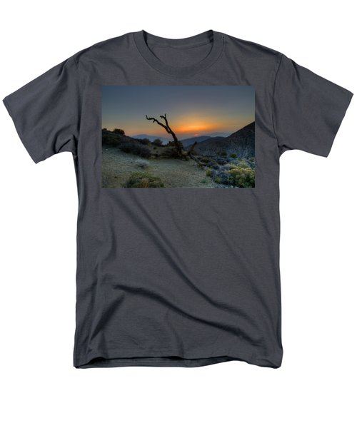 Keys View Sunset Men's T-Shirt  (Regular Fit) by Dave Files