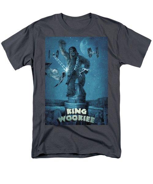 King Wookiee Men's T-Shirt  (Regular Fit) by Eric Fan