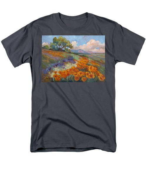 Land Of Sunshine Men's T-Shirt  (Regular Fit) by Diane McClary