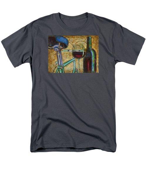 L'eroica Bianchi Chianti Men's T-Shirt  (Regular Fit) by Mark Jones