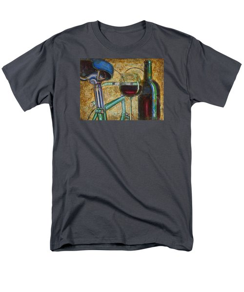 L'eroica Bianchi Chianti Men's T-Shirt  (Regular Fit)