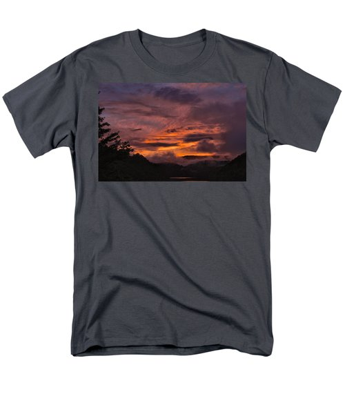 Light And Color Show Men's T-Shirt  (Regular Fit) by Tom Culver