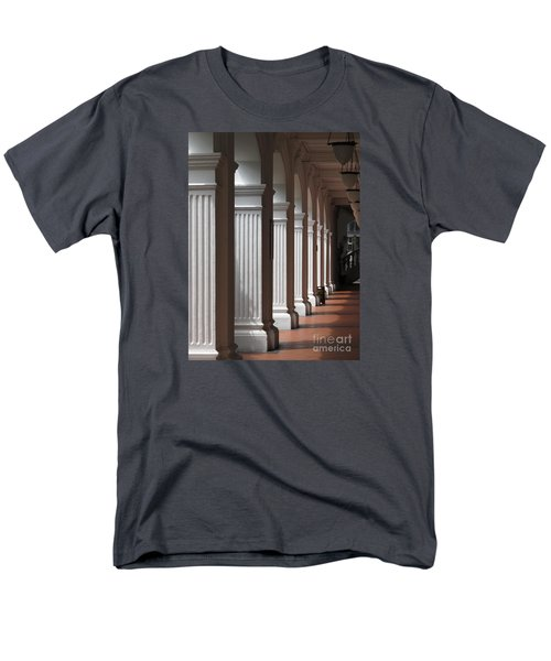 Men's T-Shirt  (Regular Fit) featuring the photograph Light And Shadows by Ranjini Kandasamy