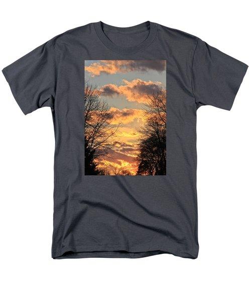 Light Catcher Men's T-Shirt  (Regular Fit) by Julie Andel