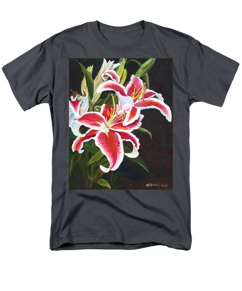Lilli's Stargazers Men's T-Shirt  (Regular Fit) by Harriett Masterson