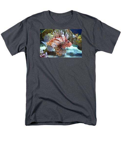 Lionfish Men's T-Shirt  (Regular Fit) by Sandi OReilly